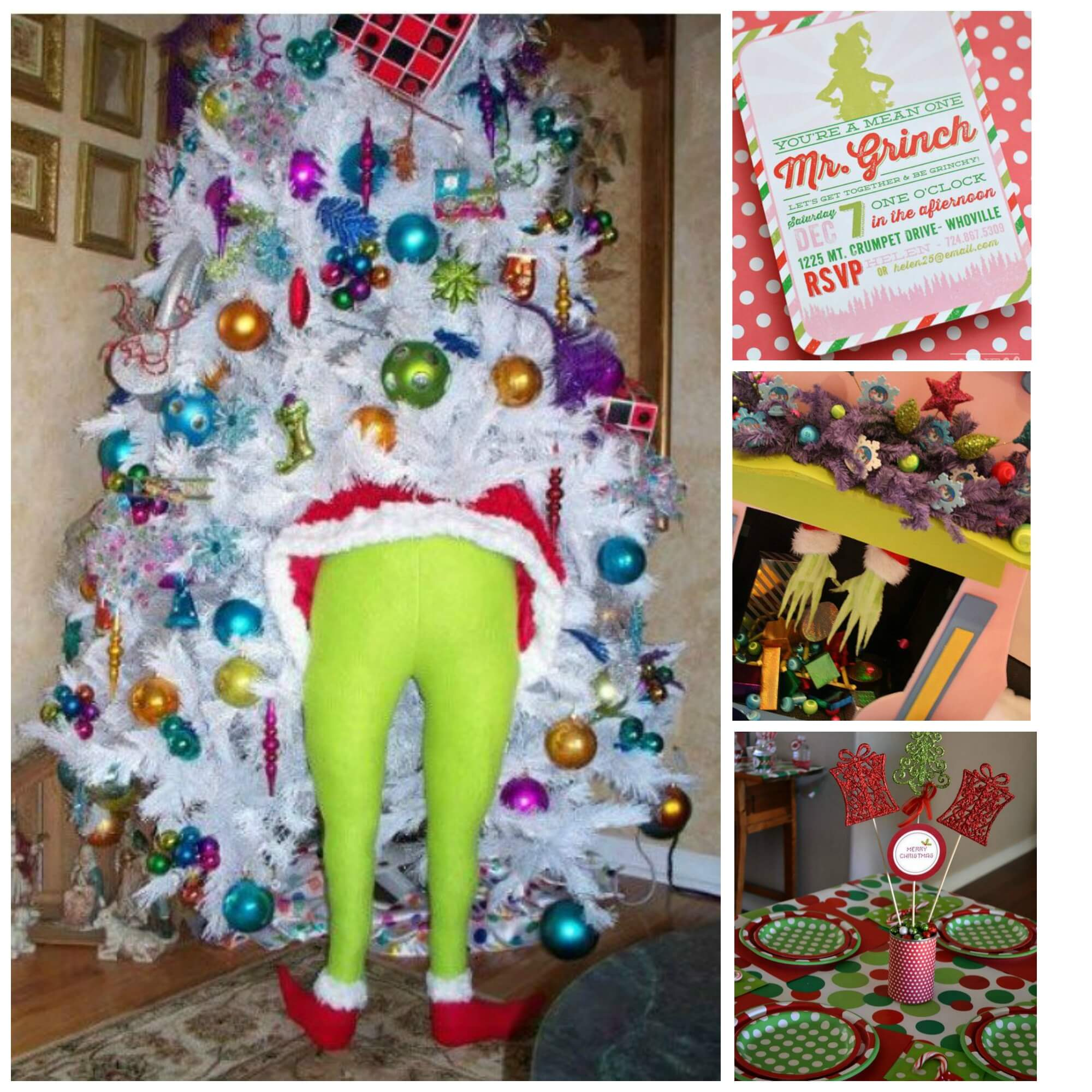 Grinch Decor