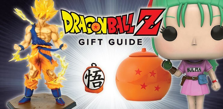 DBZ Gift Guide Header