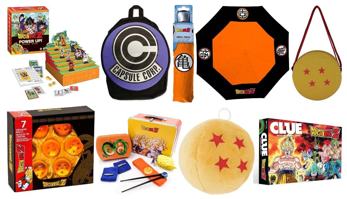 Dragon Ball Gift Ideas