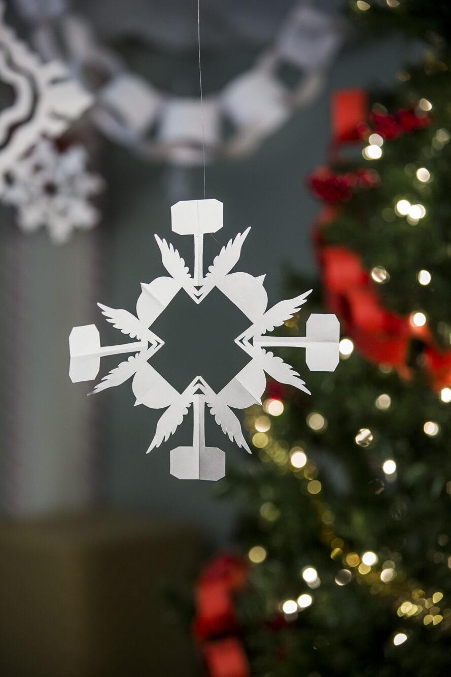 Thor Snowflake