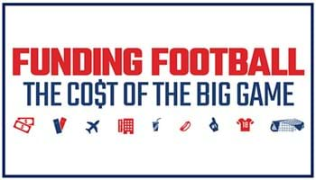 Funding Football: The Cost of the Big Game [Infographic]