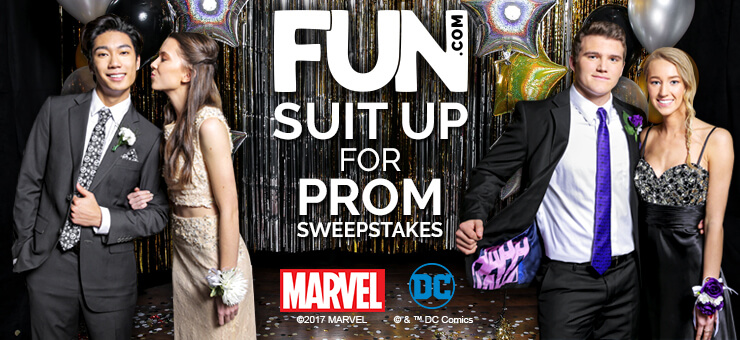 Prom Sweepstakes Header