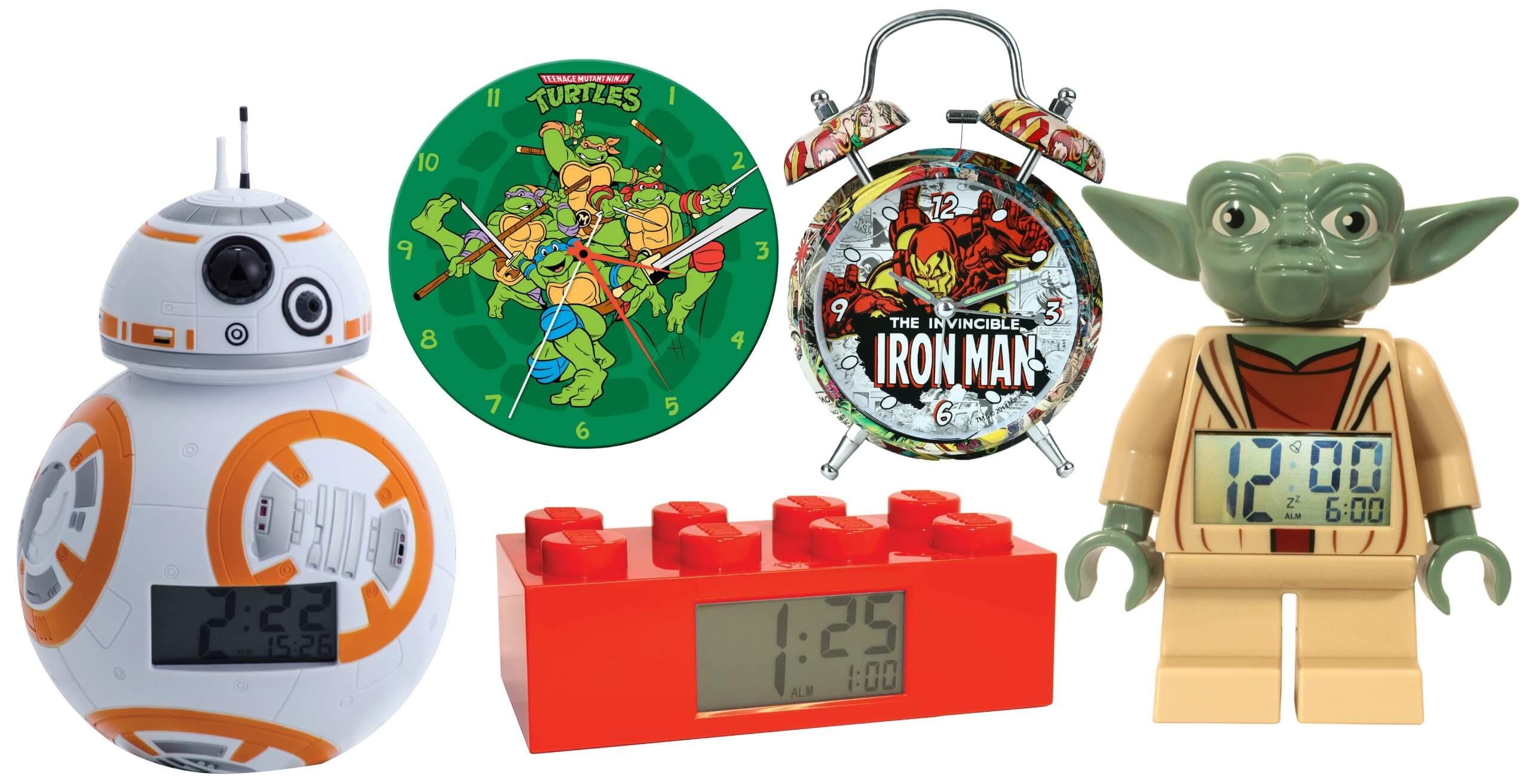 clock ideas for college dorm living