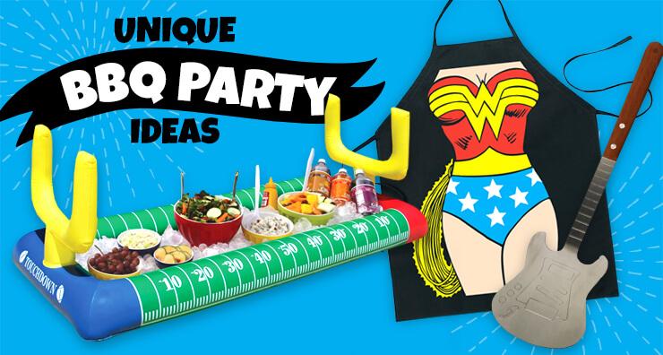 unique BBQ party ideas
