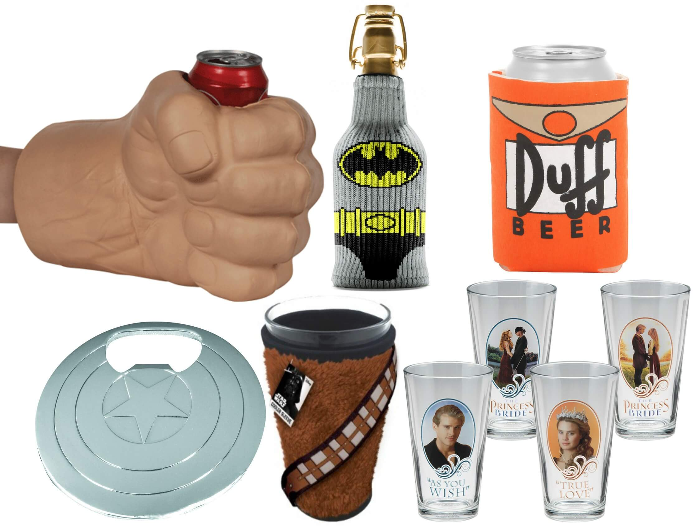 drink accessories for the unique BBQ party