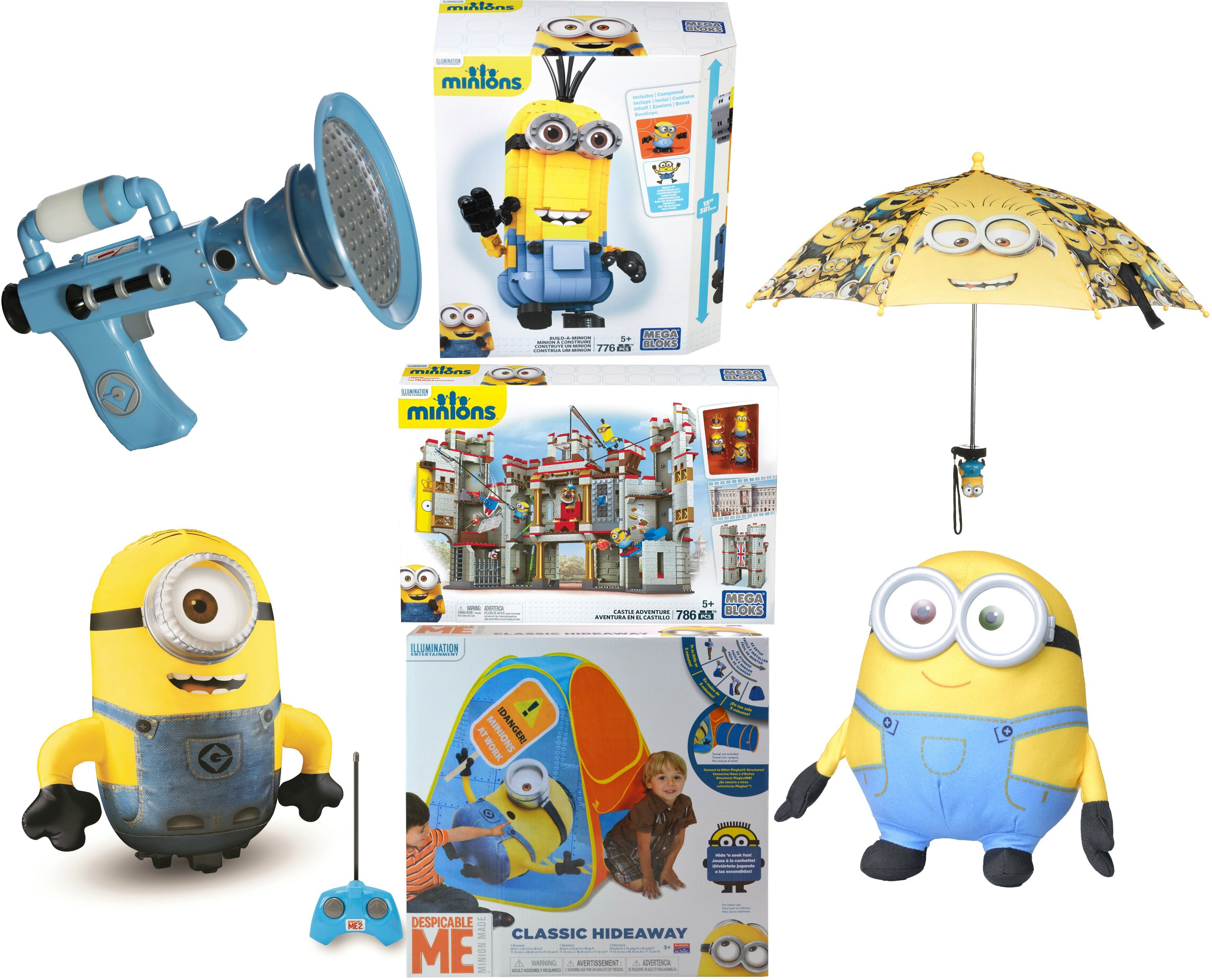 gifts for a minion themed birthday party