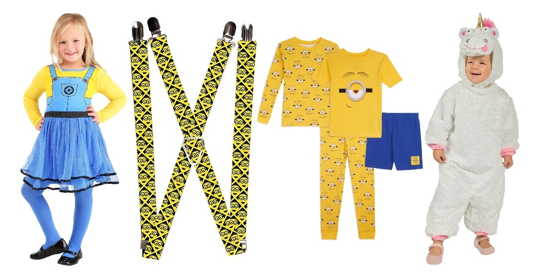 Minions Clothing and Accessories