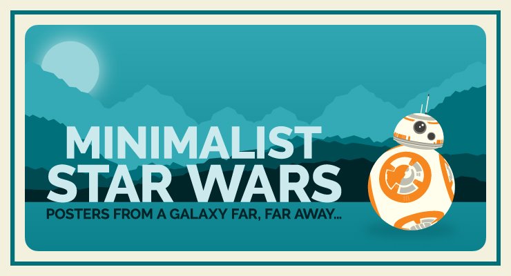 View Star Wars Minimalist Poster  Pictures