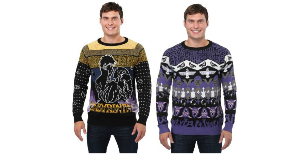 Labyrinth Ugly Christmas Sweaters