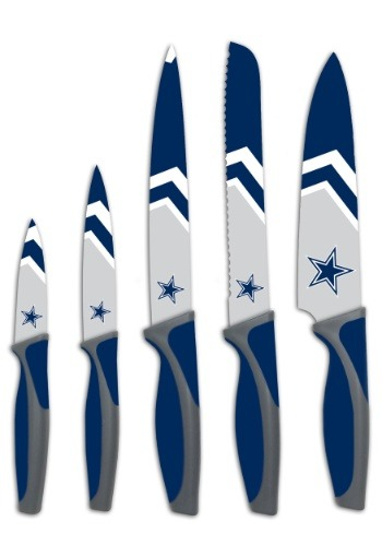 NFL DALLAS COWBOYS KITCHEN KNIVES