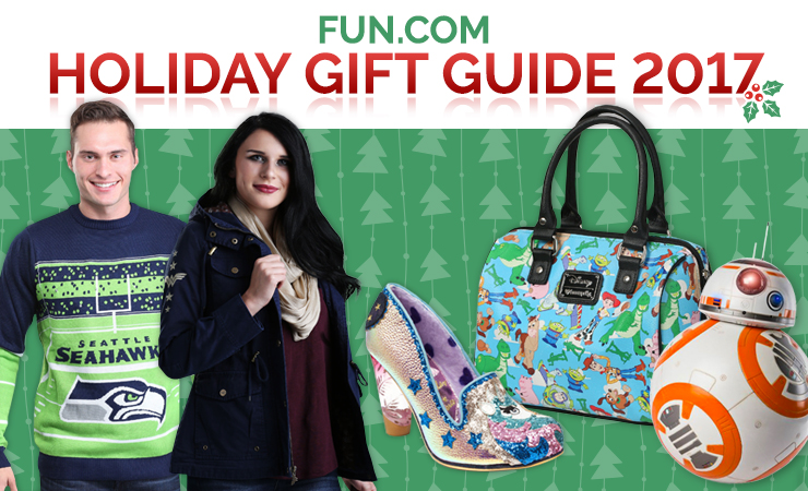 FUN.COM HOLIDAY GIFT GUIDE 2017
