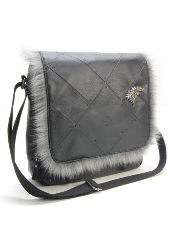 GAME OF THRONES HOUSE STARK MESSENGER BAG