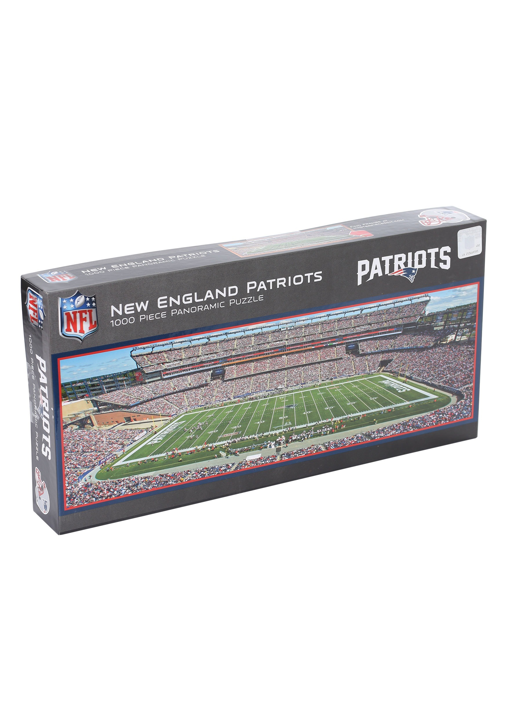 NEW ENGLAND PATRIOTS STADIUM JIGSAW PUZZLE