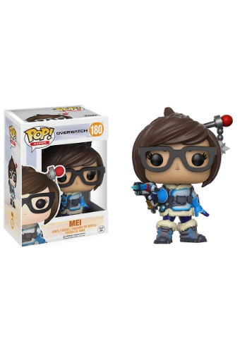 POP GAMES OVERWATCH MEI VINYL FIGURE