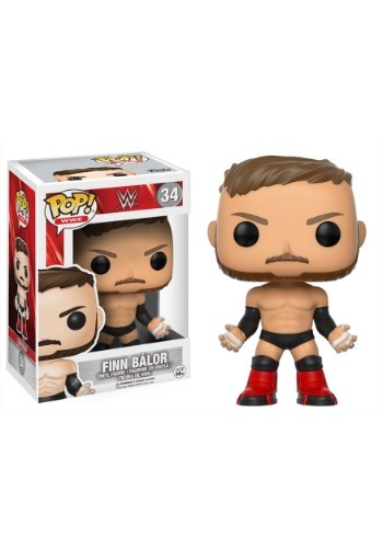 POP WWE: WWE- FINN BALOR VINYL FIGURE