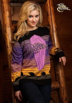 The Dark Crystal Movie Logo Ugly Christmas Sweater