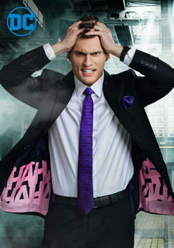 THE JOKER Slim Fit Suit Jacket (Secret Identity)