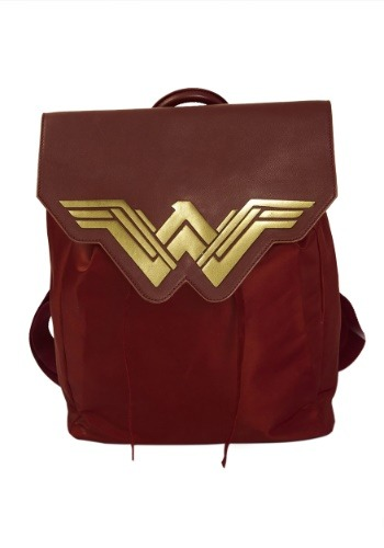 WONDER WOMAN FASHION KNAPSACK