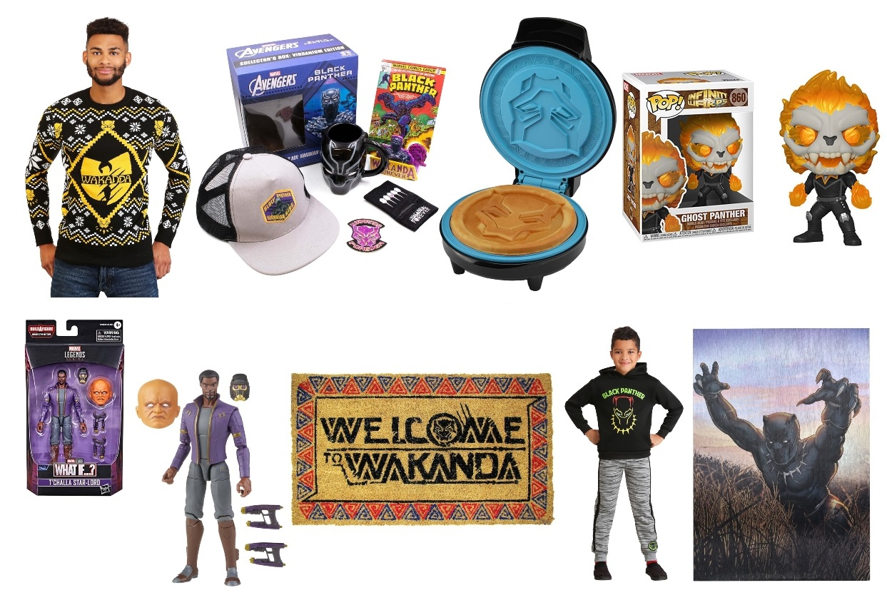 Black Panther Gifts