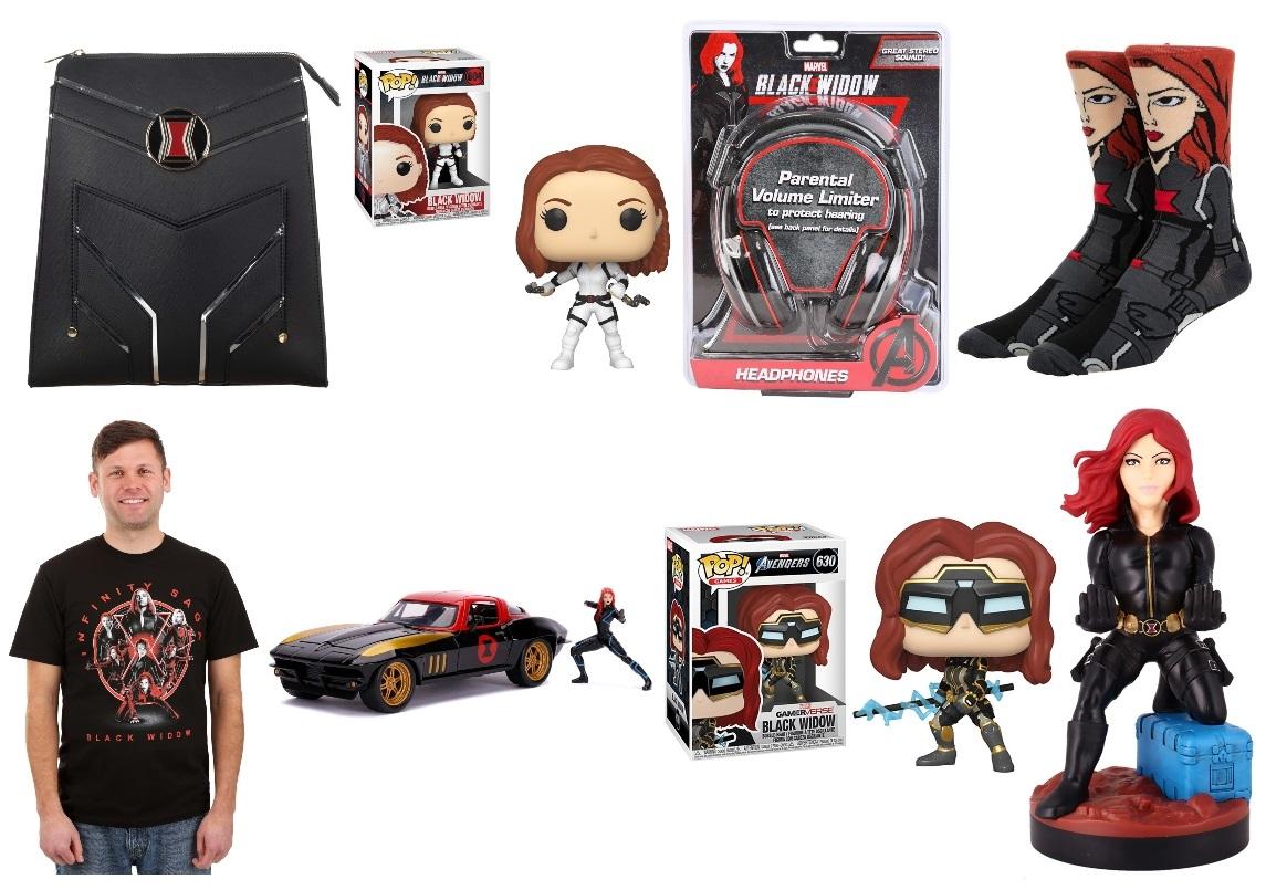 Black Widow Gifts
