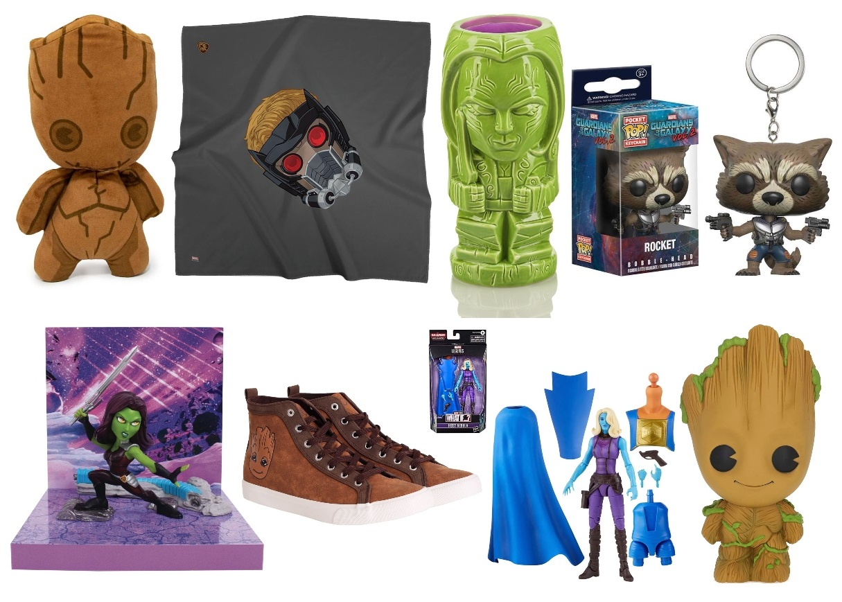 Guardians of the Galaxy gifts