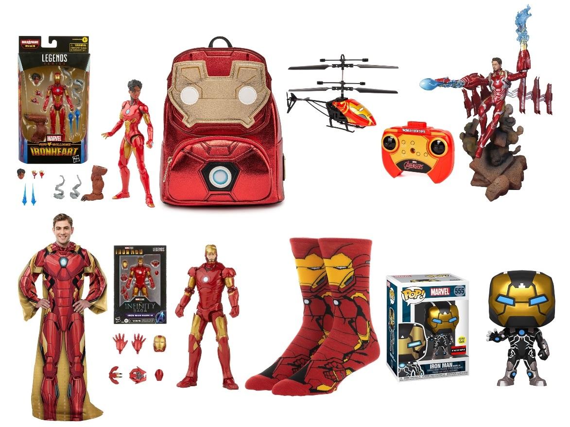 Iron Man Gifts