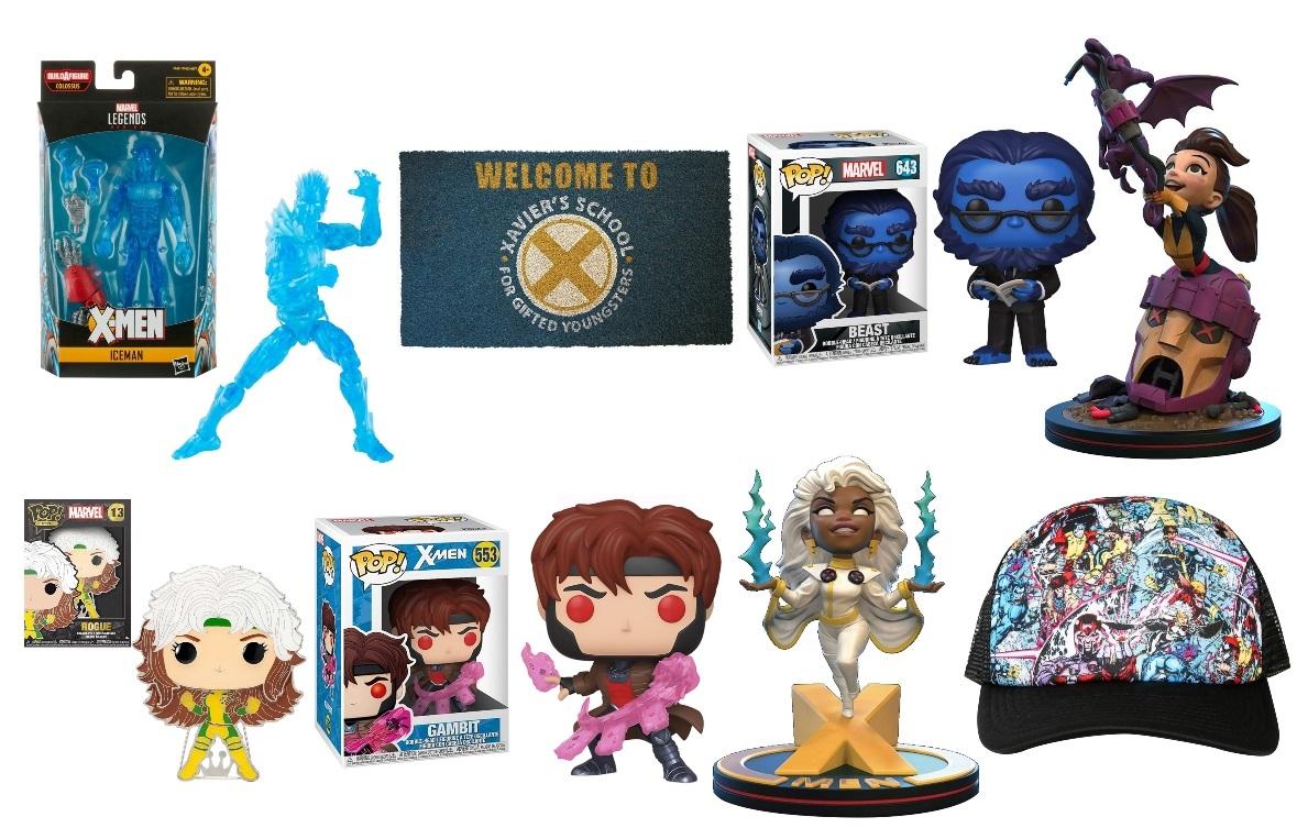 X-Men Gifts