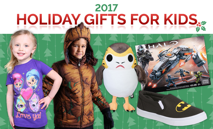 Fun.com's Best Holiday Gifts for Kids in 2017