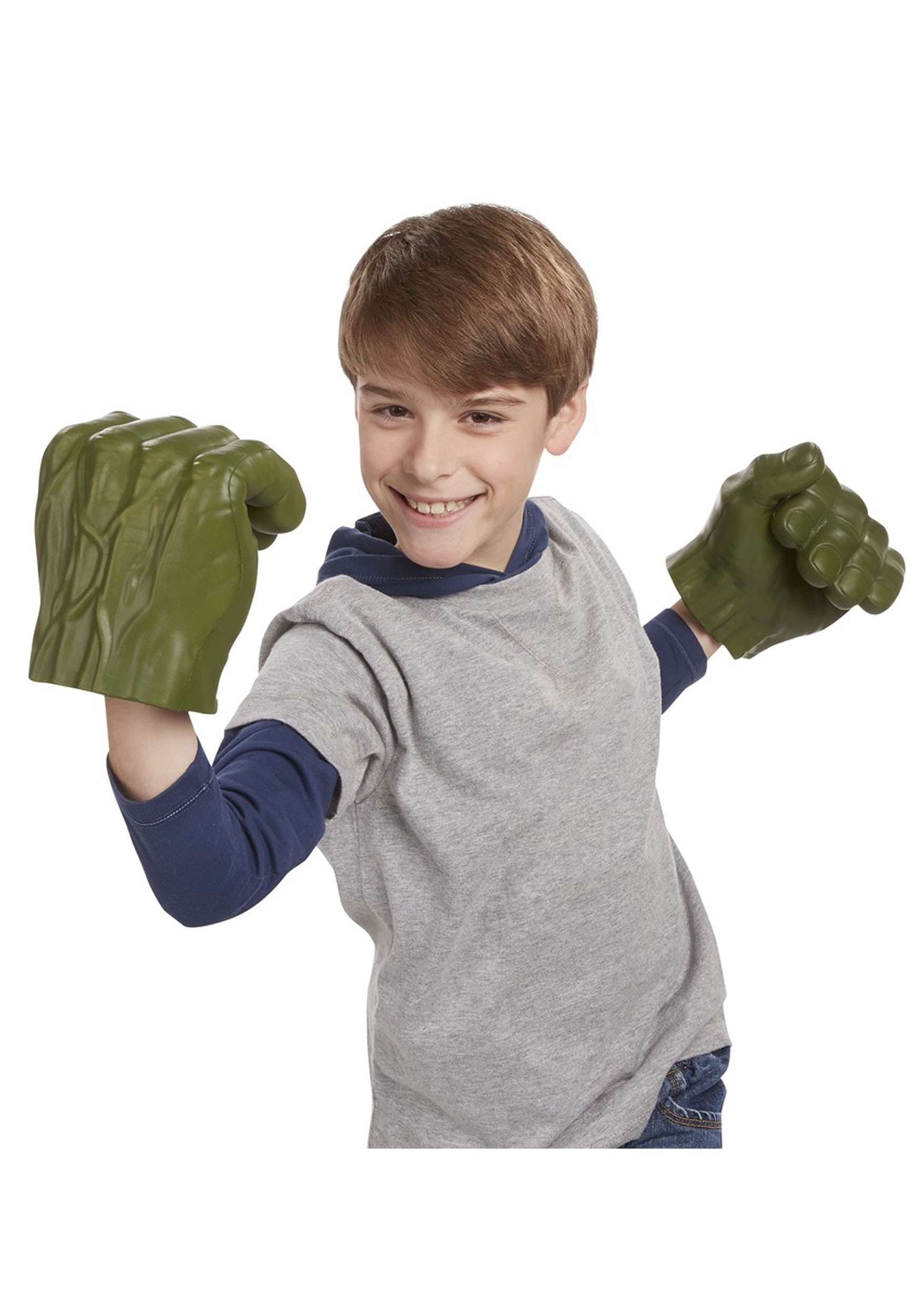 Avengers Kids' Hulk Gamma Fists