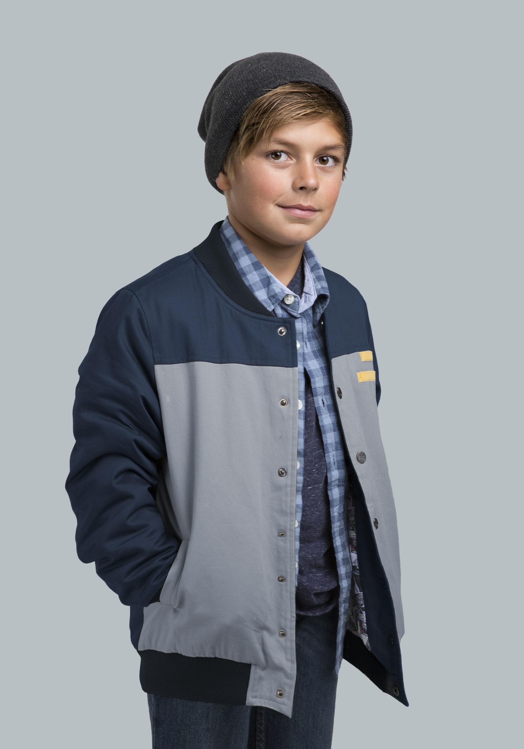 Kids Batman Casual Jacket (Secret Identity)