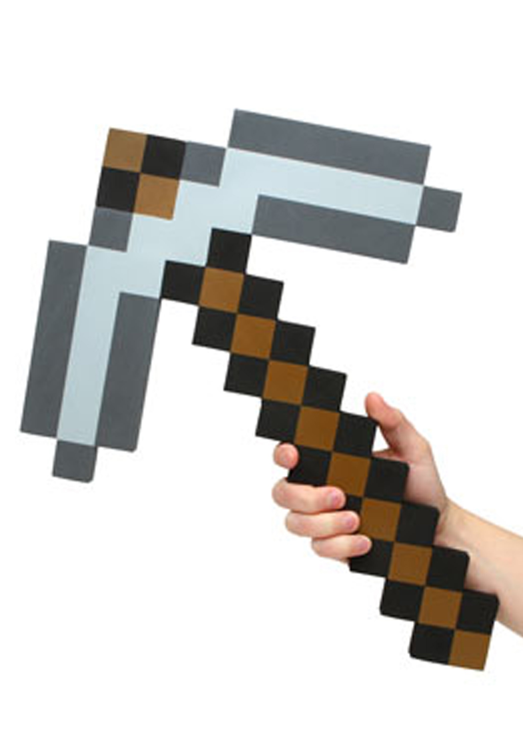 Minecraft Pixelated Pickaxe