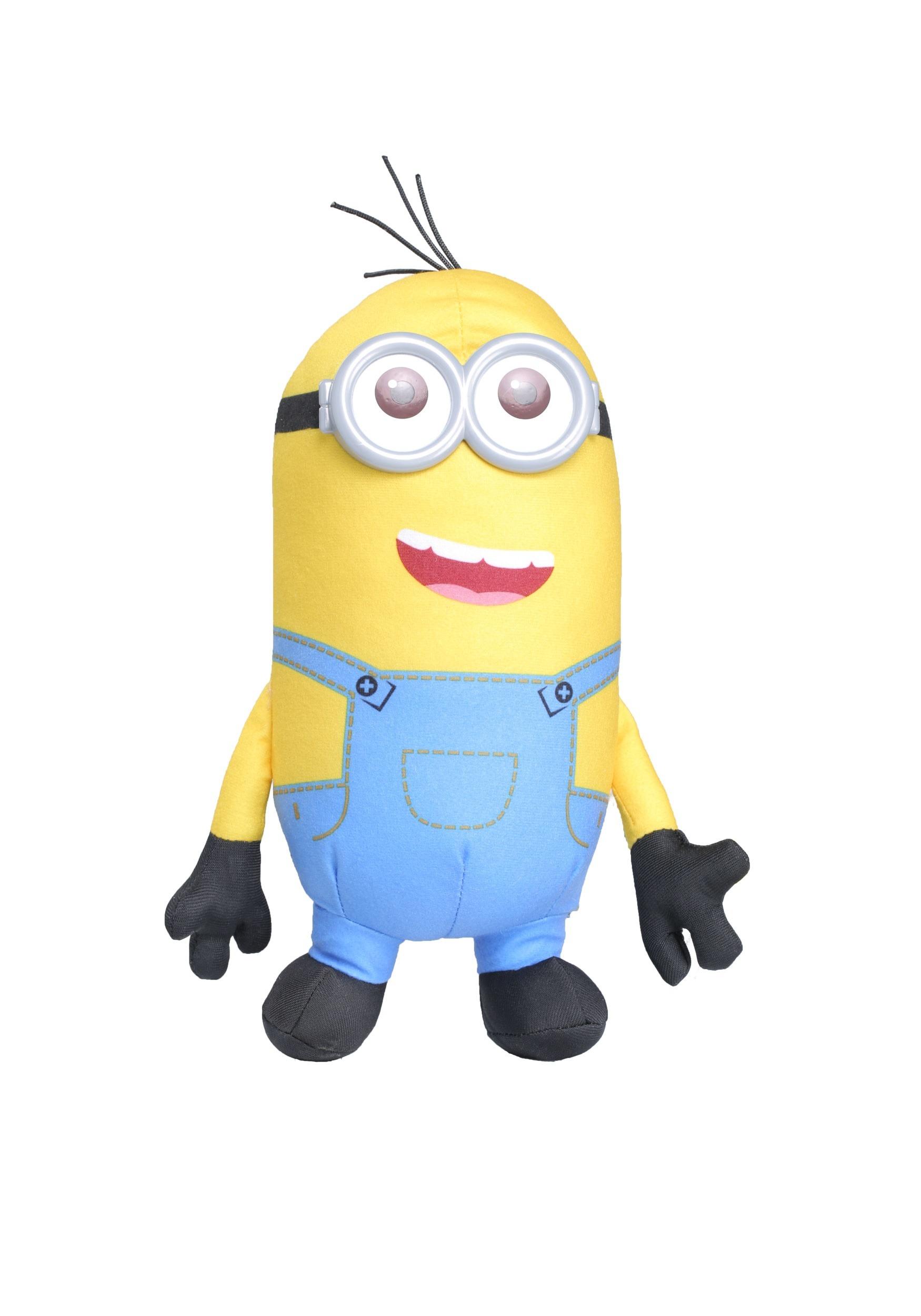 "Minions Kevin Printed Stuffed 8"" Figure"