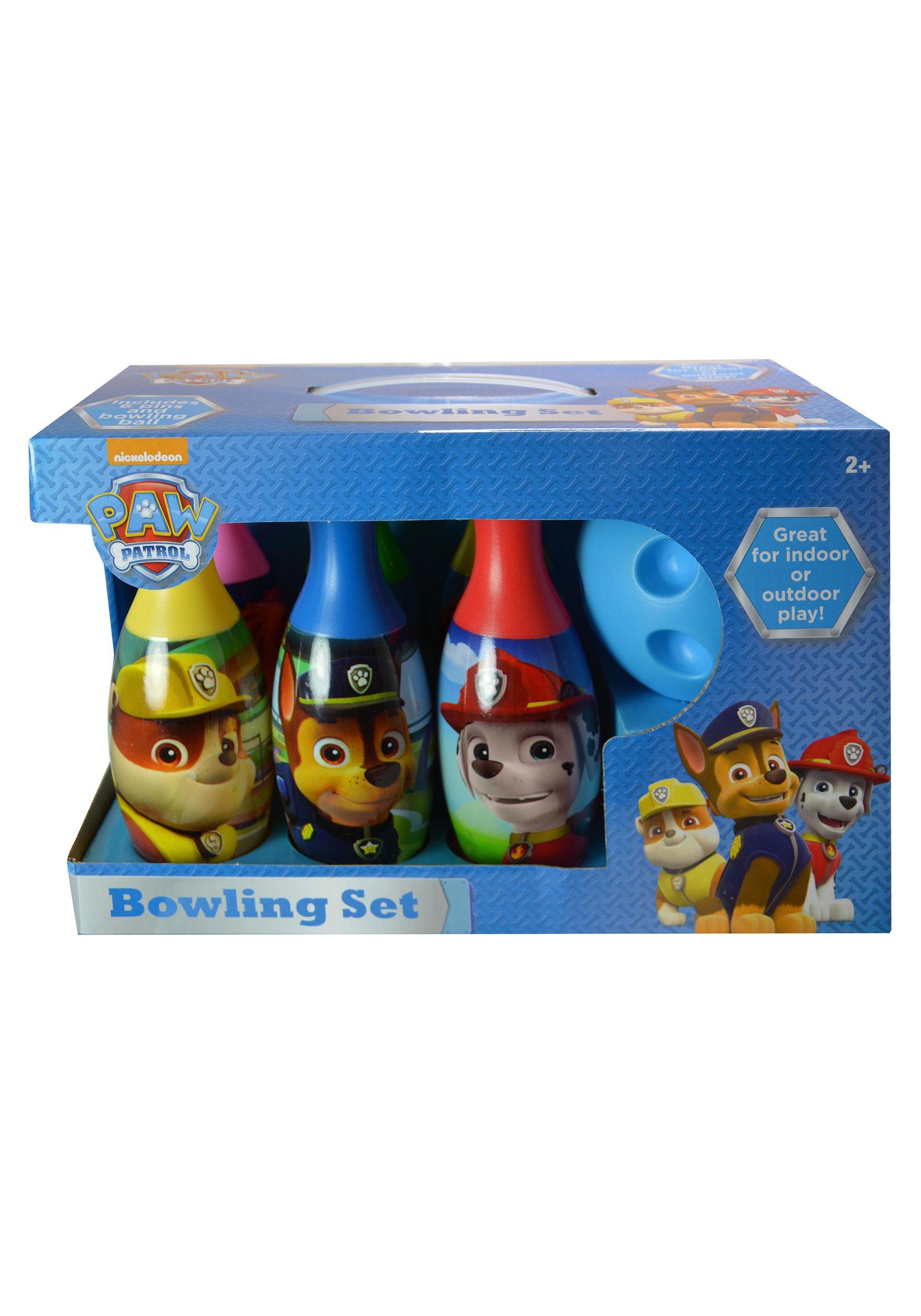 Paw Patrol Child Bowling Set