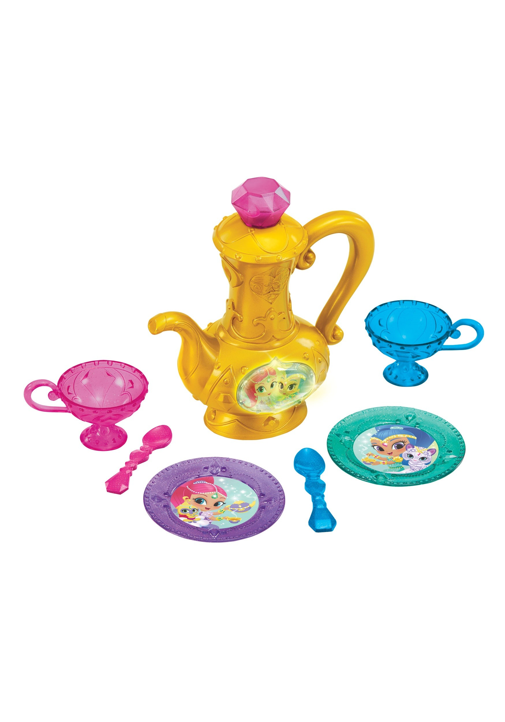 Shimmer & Shine Genie Tea Party