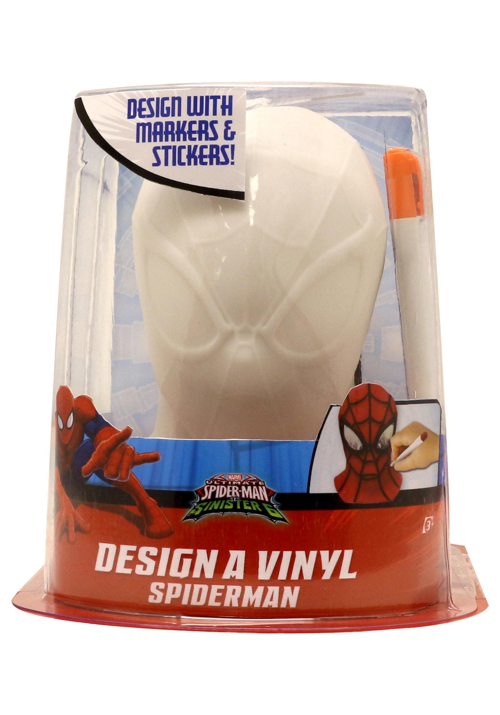 Spider-Man Design a Vinyl