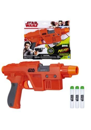 Star Wars: The Last Jedi Poe Dameron Nerf Glowstrike Blaster
