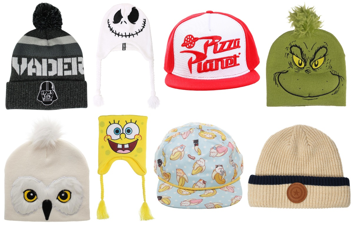 Quirky Hats for White Elephant Gifts