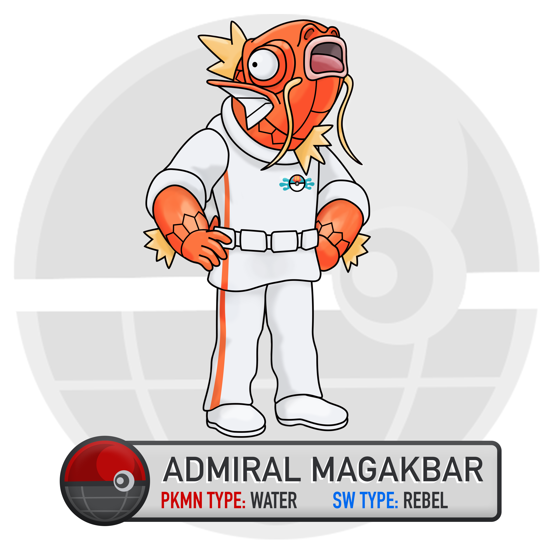 Admiral Ackbar Magikarp