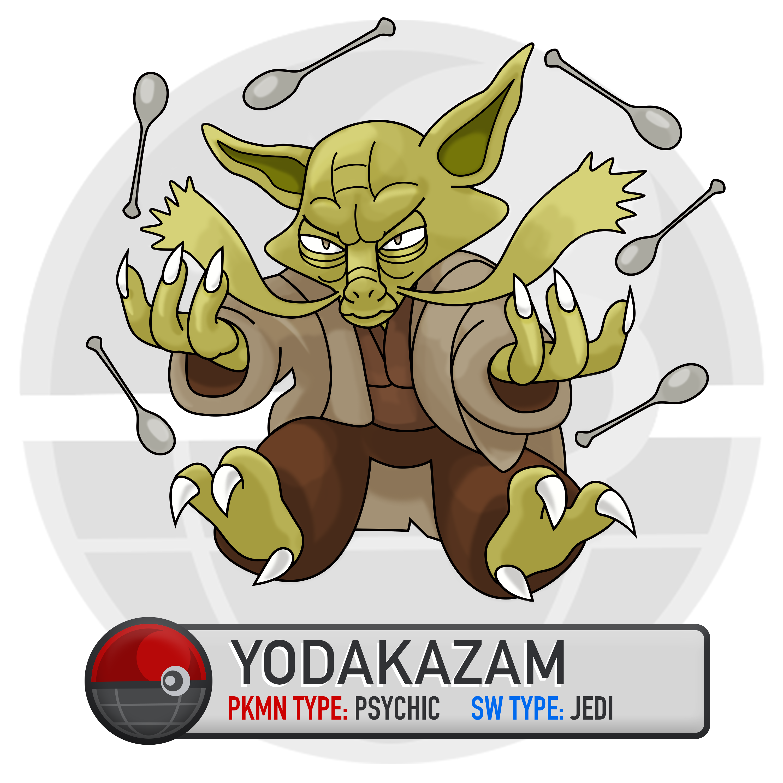 Yoda Alakazam Mash Up