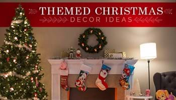 Themed Christmas Decoration Ideas
