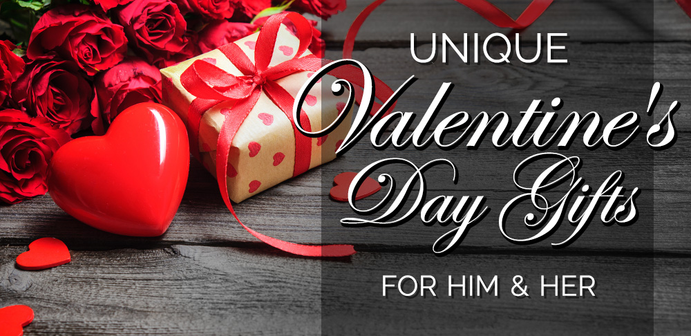 Unique Valentine S Day Gift Ideas For Him And Her Gift Guide Fun Com Blog