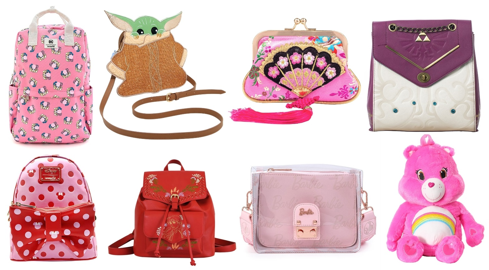 Valentine's Day Backpacks and Bags