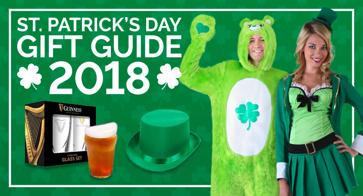St. Patrick's Day Gift Guide 2018