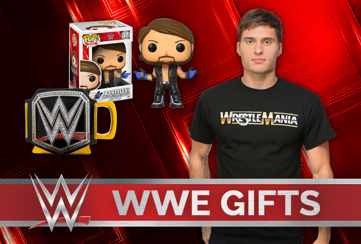 WWE Merchandise and Gifts