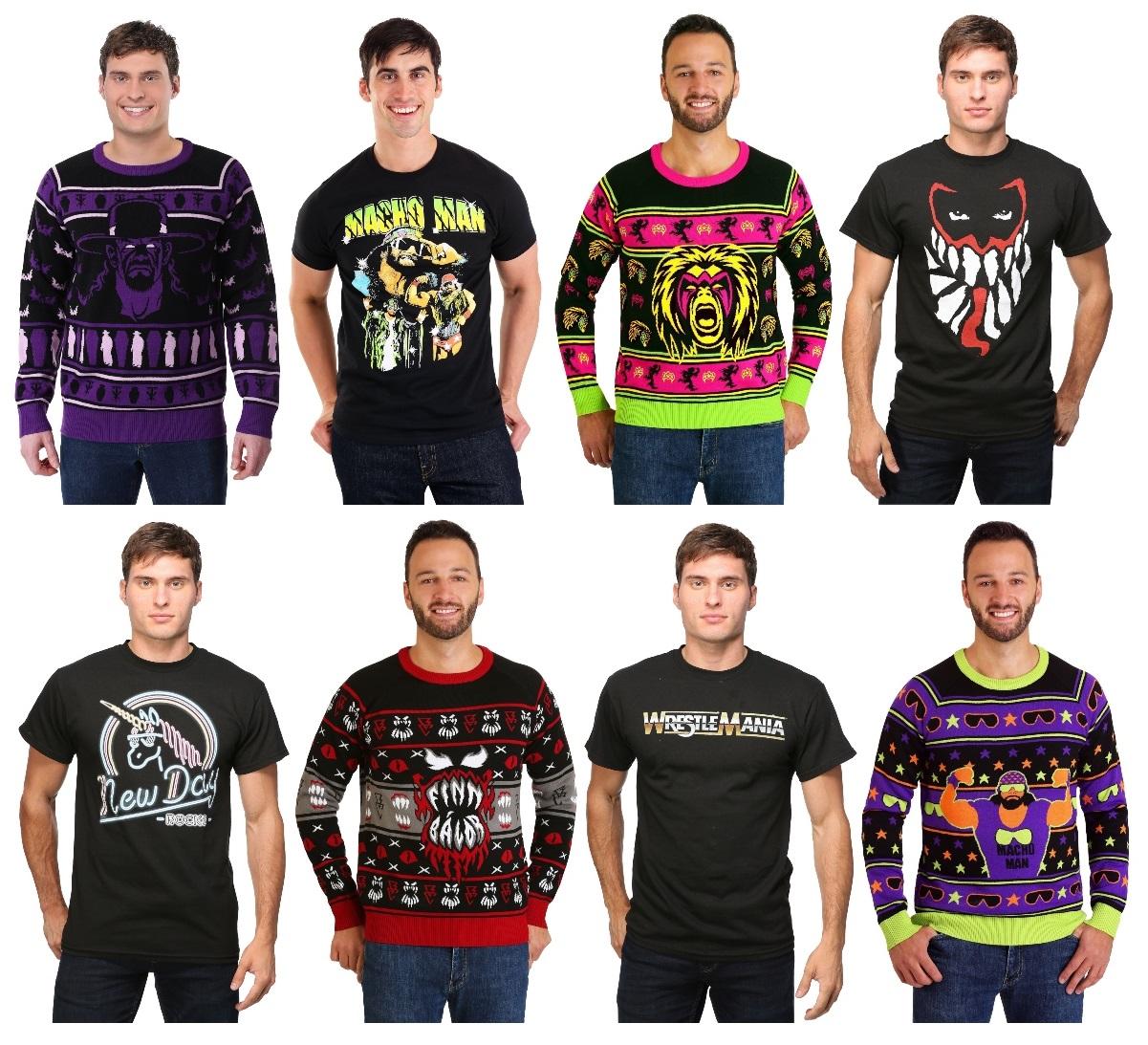 WWE Clothing