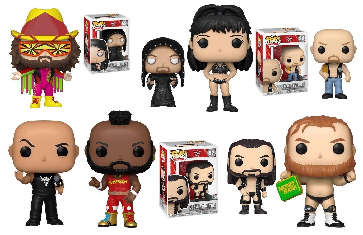 WWE Funko POP!