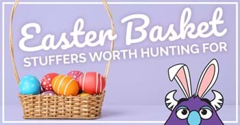 Easter Basket Stuffers Worth Hunting For