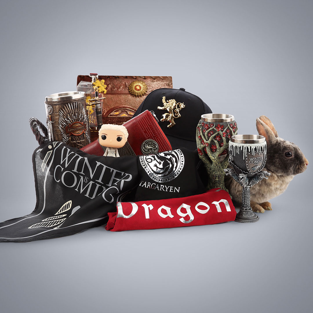 Game of Thrones Easter Basket