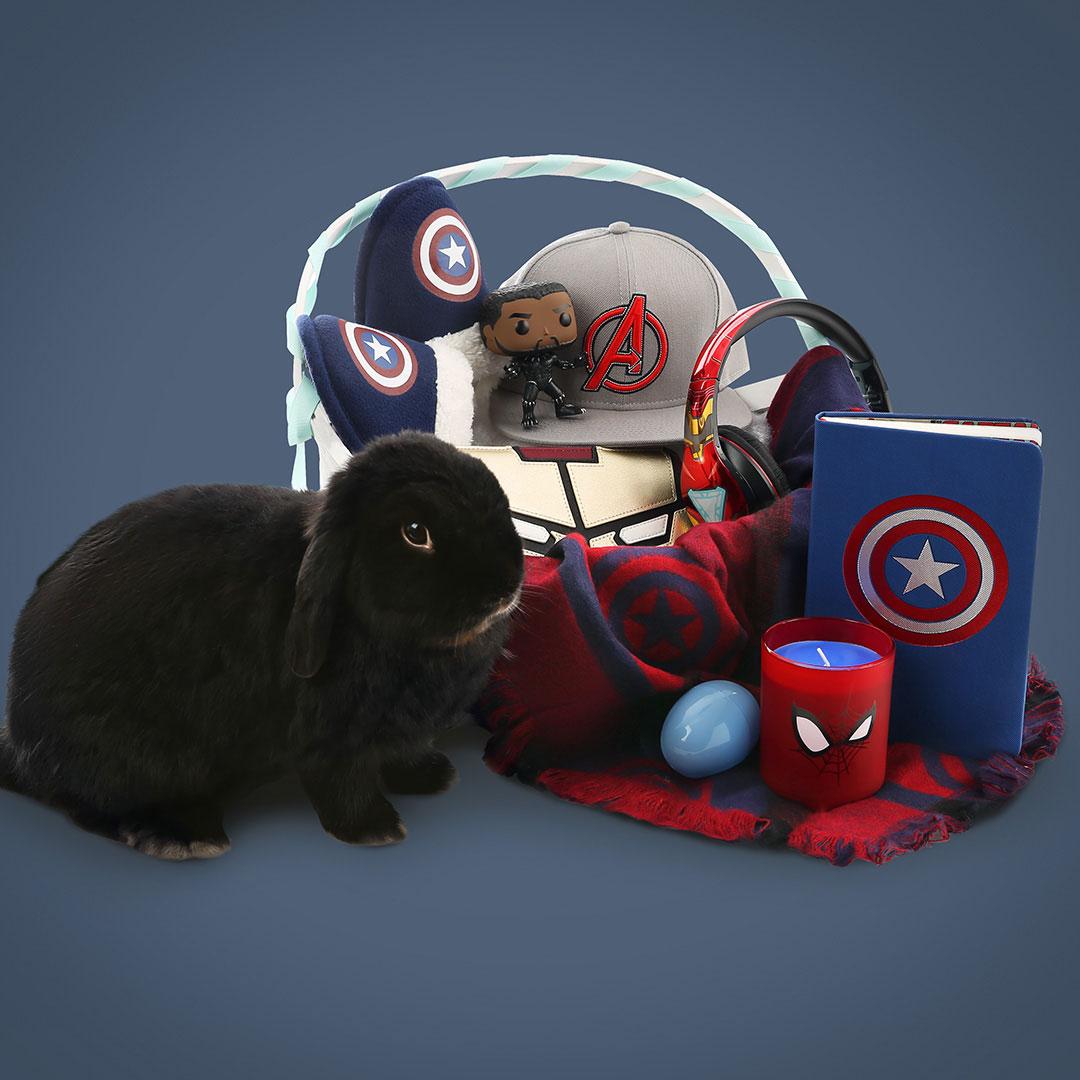 Marvel Easter Basket