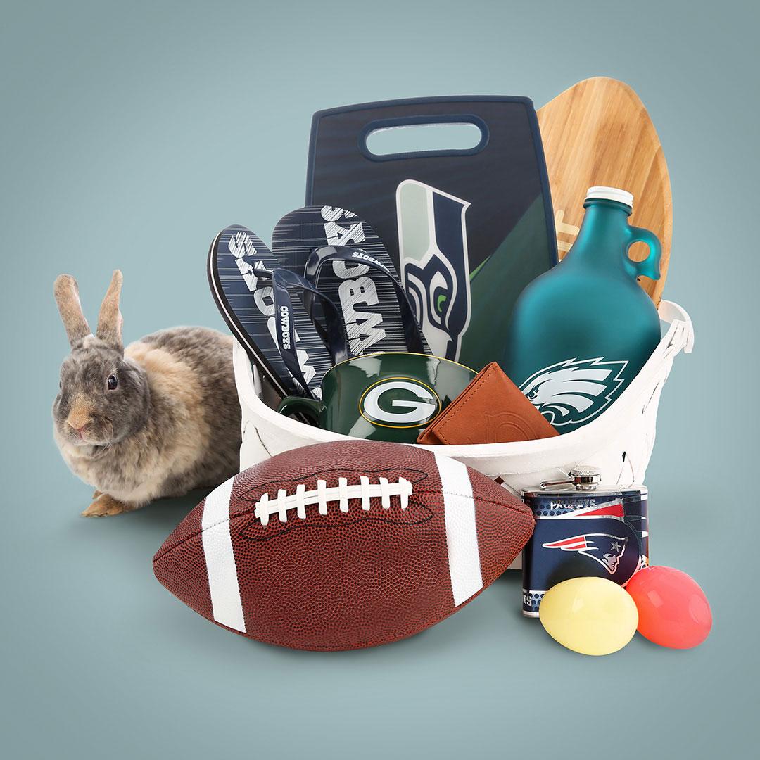 NFL Easter Basket